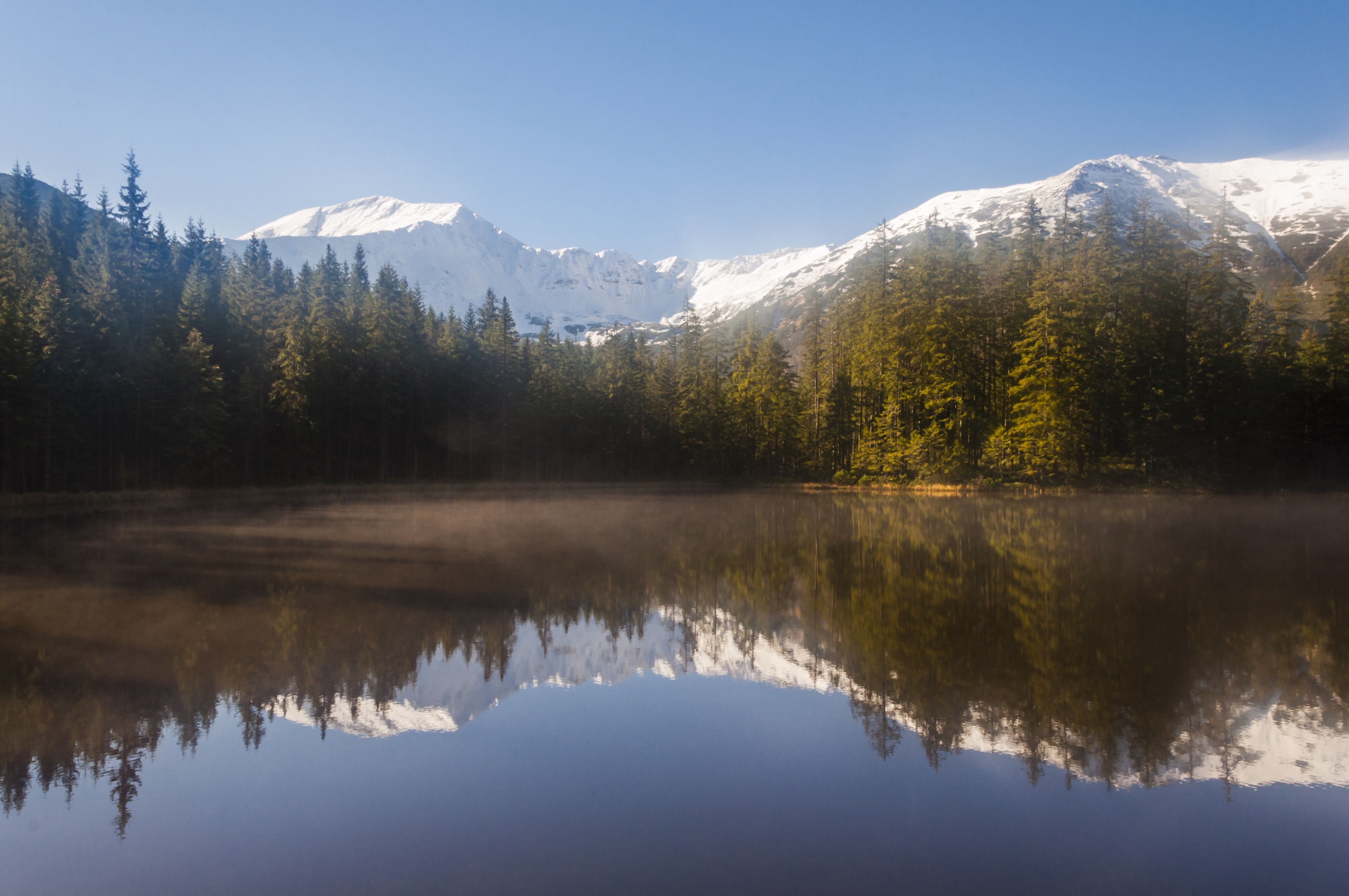 Winter Landscape Tatra Mountains In Poland Officemanager4u